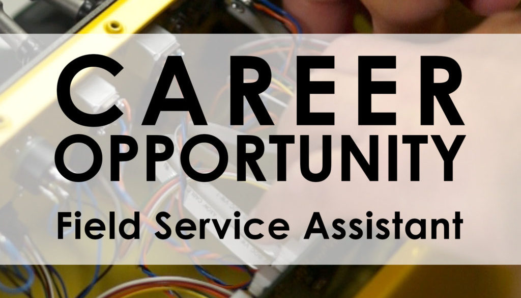 Career Ops - Field Service Assistant