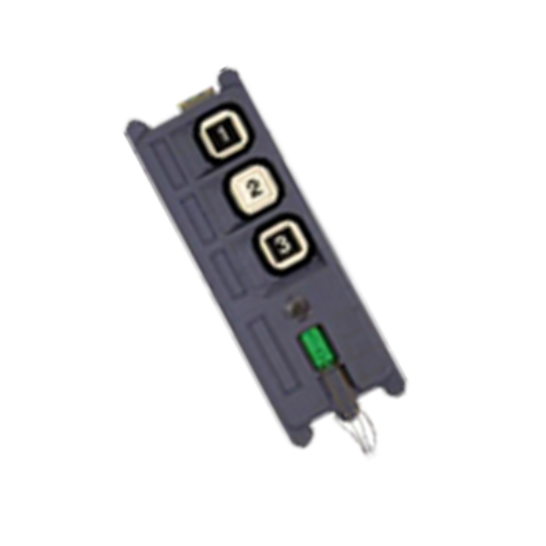 Enables the user to transfer serial number and programming data from one unit to another. Ideal for matching spare universal transmitter(s) in the field.Part Number: 700PROC