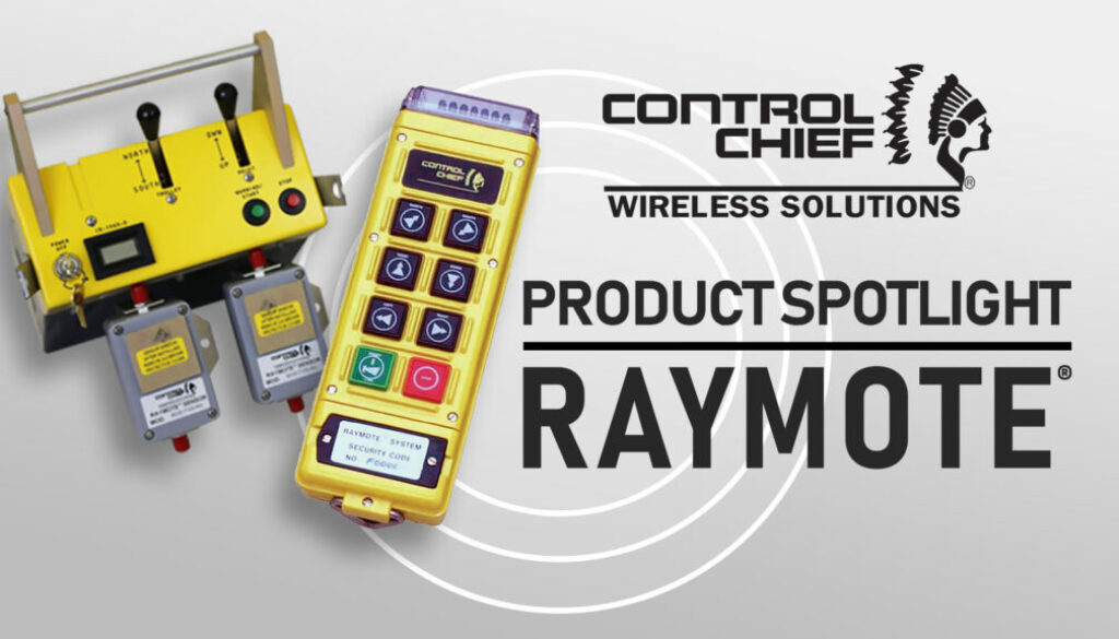 Raymote® Infrared Remote Control System